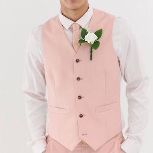 Skinny Suit Vest